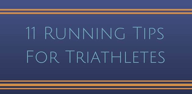 Triathlon Running Tips