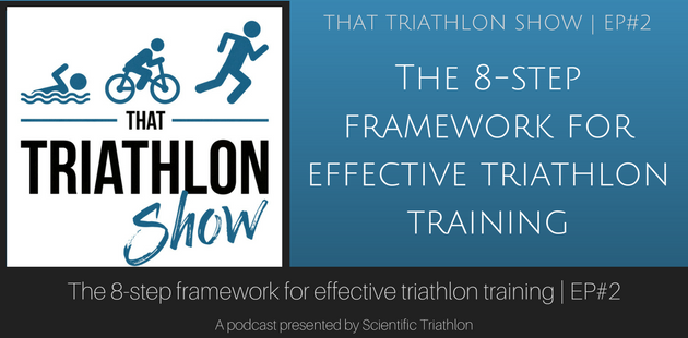 The 8-step framework for effective triathlon training