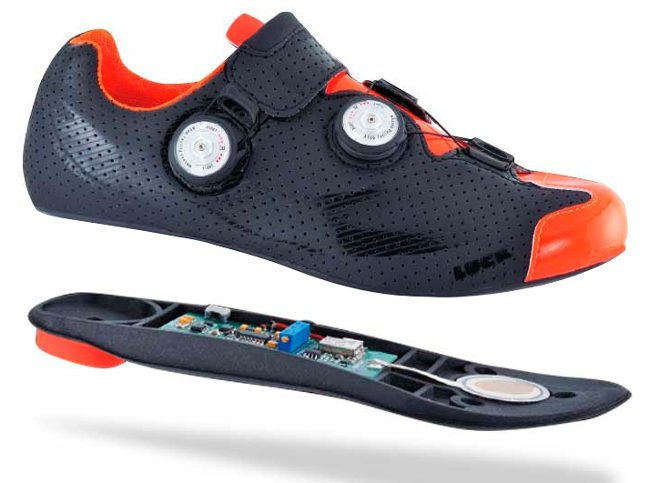 Luck cycling power sole - triathlon and cycling training