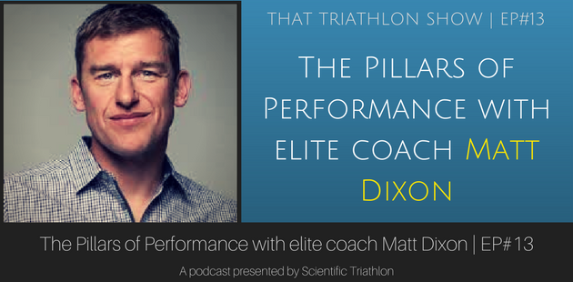 The Pillars of Performance with elite coach Matt Dixon