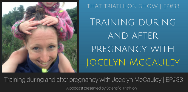 Training during and after pregnancy with Jocelyn McCauley