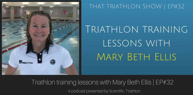 Triathlon training lessons with Mary Beth Ellis