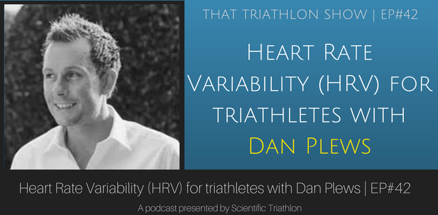 Heart Rate Variability (HRV) for triathletes with Dan Plews