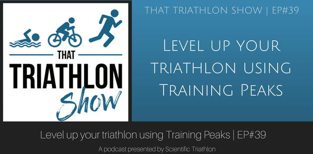 Level up your triathlon using Training Peaks