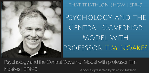 Psychology and the Central Governor Model with professor Tim Noakes