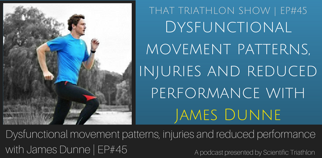 Dysfunctional movement patterns, injuries and reduced performance with James Dunne