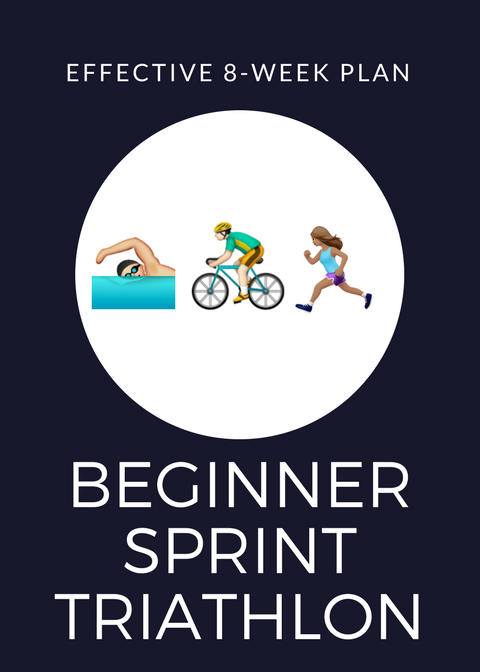8-WEEK Beginner Sprint Triathlon