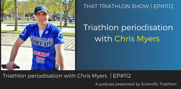 TTS112 - Triathlon periodisation with Chris Myers