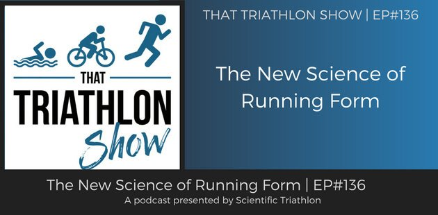 New Science of Running form