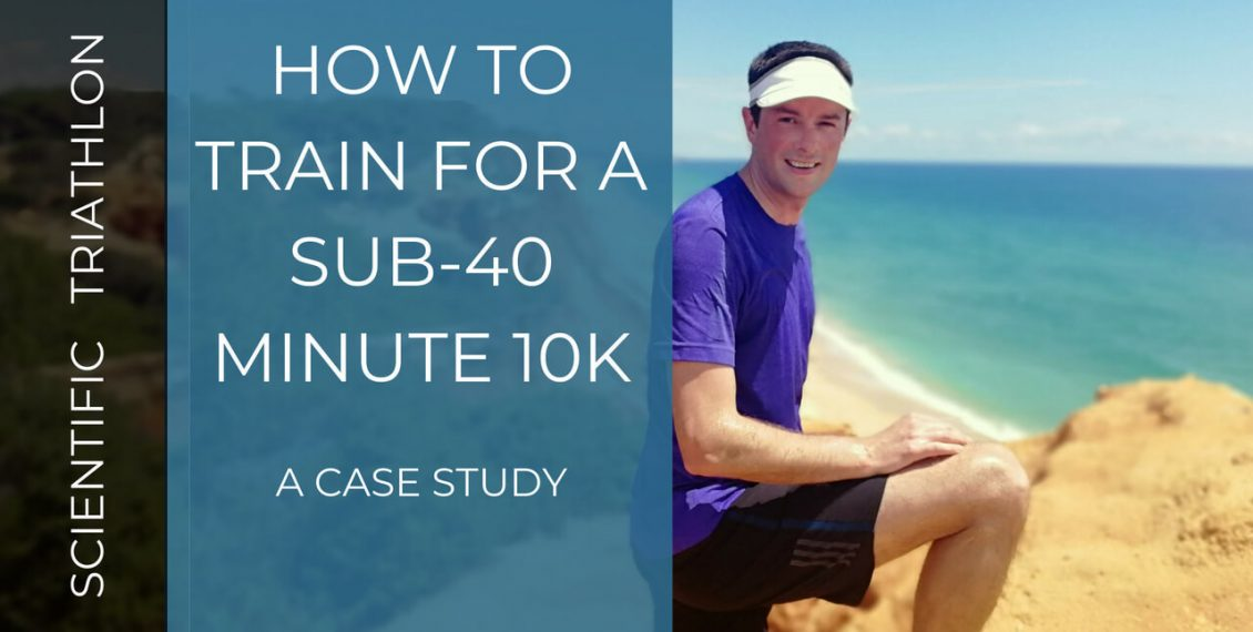 Case Study - Sub-40 Minute 10 km Run