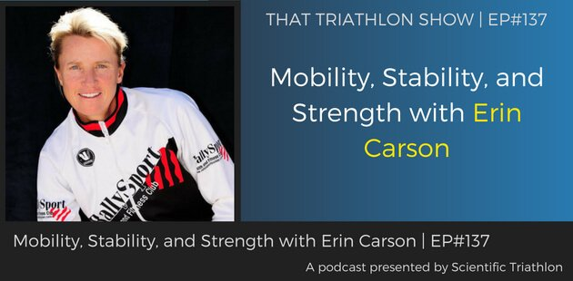 Mobility, Stability, and Strength with Erin Carson