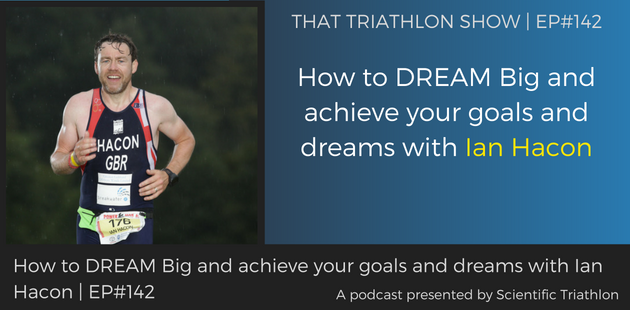 TTS142 - How to DREAM Big and achieve your goals and dreams with Ian Hacon