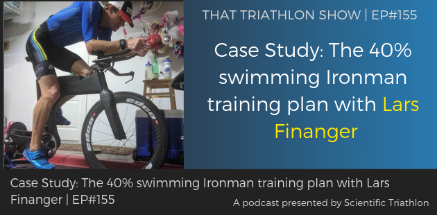 TTS155 - Case Study_ The 40% swimming Ironman training plan with Lars Finanger
