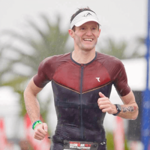 Christian Dembowski age-group triathlete