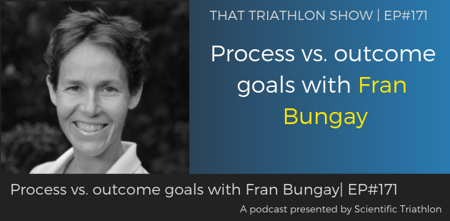 TTS171 - Process vs. outcome goals with Fran Bungay