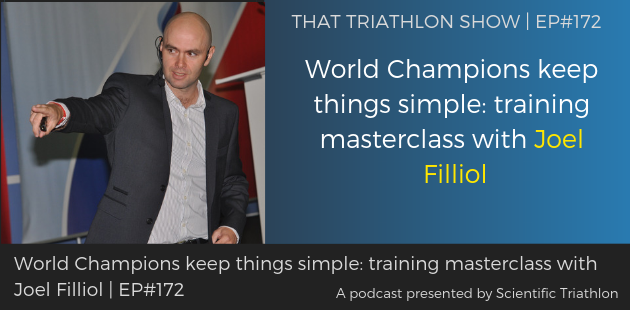 TTS172 - World Champions keep things simple_ training masterclass with Joel Filliol