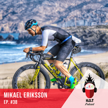 Humans of Triathlon Mikael Eriksson