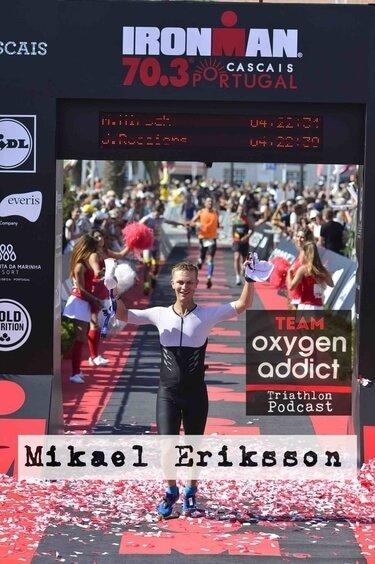 Oxygen Addict Mikael Eriksson