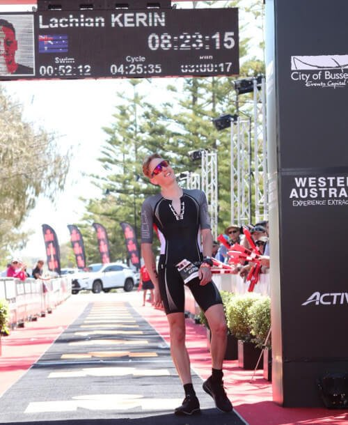 Lachlan Kerin Scientific Triathlon coach