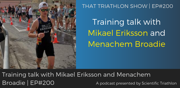 TTS200 - Training talk with Mikael Eriksson and Menachem Broadie