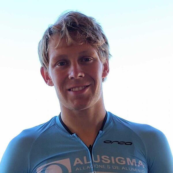 James Teagle - Scientific Triathlon coach