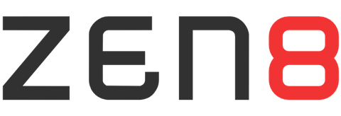 Zen8 Swim Trainer Logo